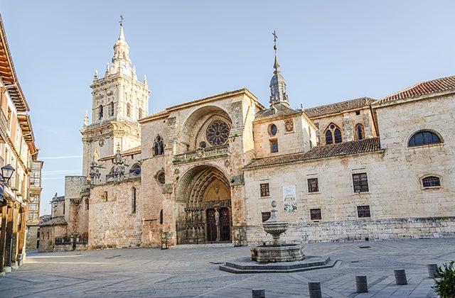 El Burgo de Osma en Soria