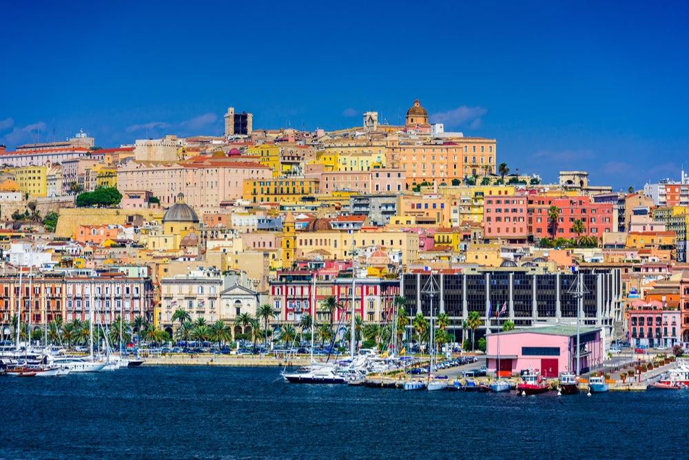 Cagliari, uno de los lugares que ver en Cerdeña