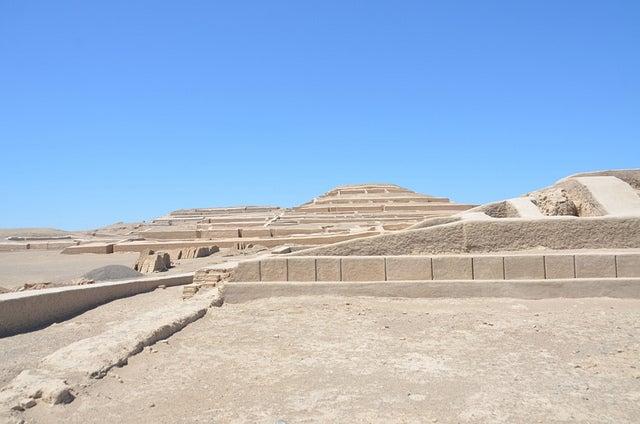 Cahuachi en Nazca