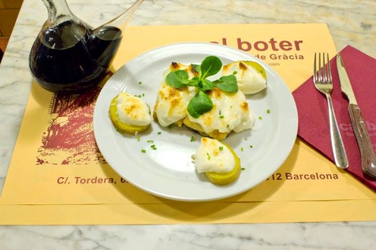 Cal Boter en Barcelona
