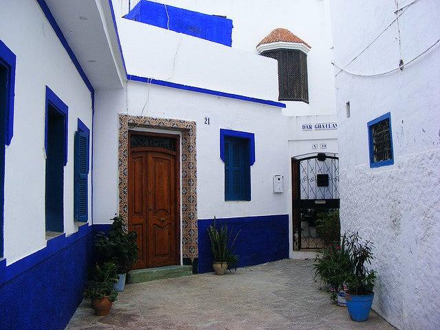 Calle de Assilah