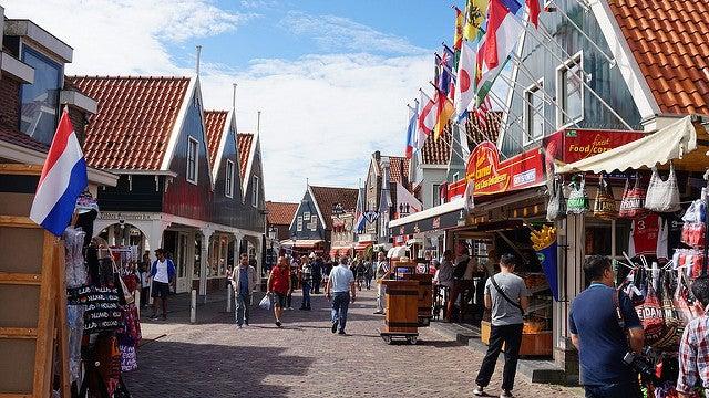 Calle de Volendam