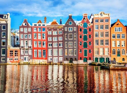 Canales de Ámsterdam, recorremos los más importantes