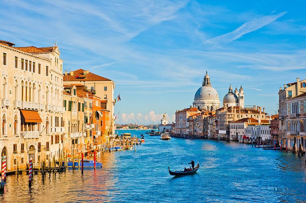 Prepara una escapada a Venecia de dos días