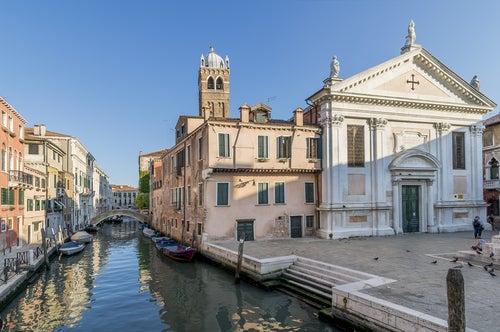 Cannaregio en Venecia