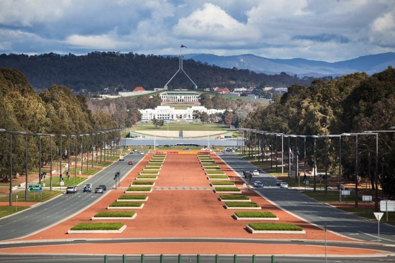 Visita Canberra, la moderna capital de Australia