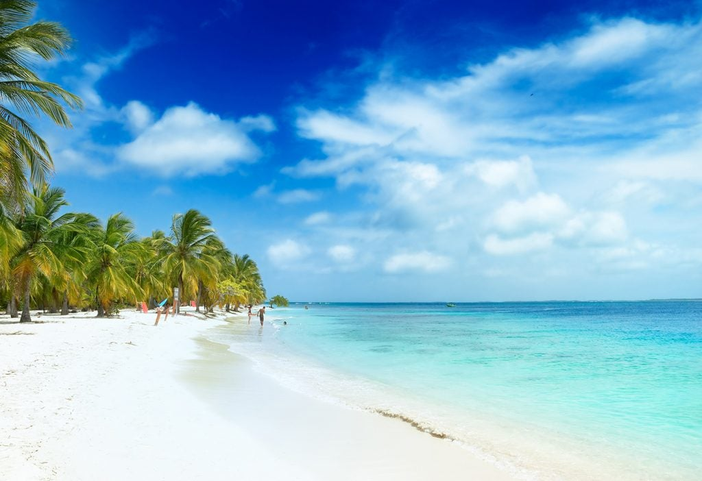 Elige el mejor momento para organizar un viaje al Caribe