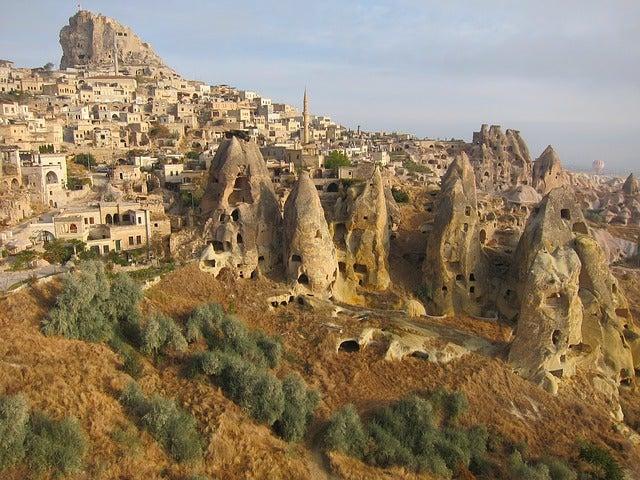 Historia de Capadocia, un lugar único en Turquía