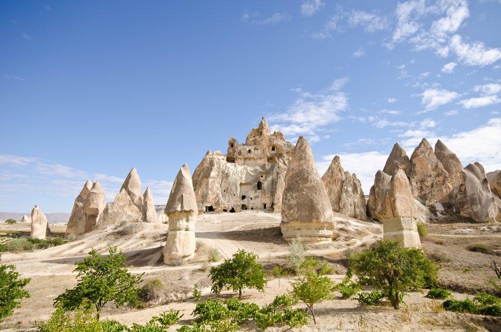 Un recorrido por la Capadocia, una preciosa región turca