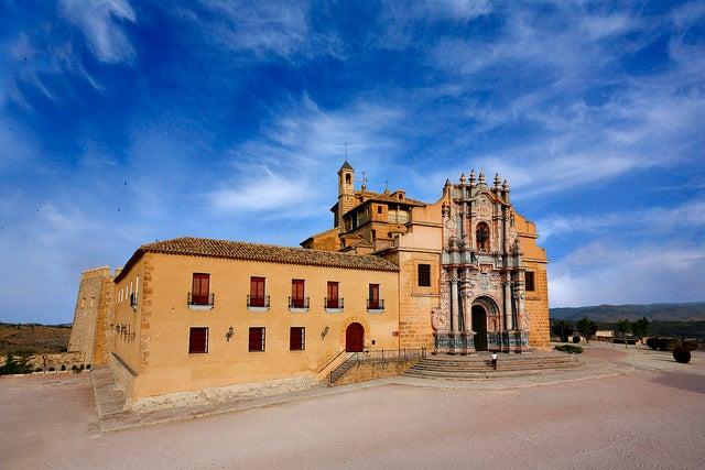 Caravaca dela Cruz en Murcia