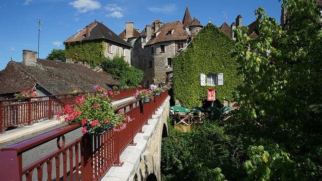 Carennac, uno de los pueblos medievales franceses más bonitos