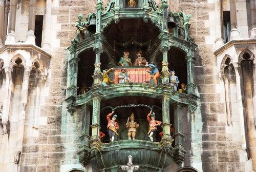 Carillón del Ayuntamiento de Munich