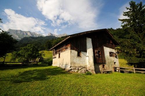Casa de Heidi, uno de los grandes escenarios literarios