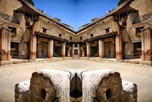 Casa en Herculano