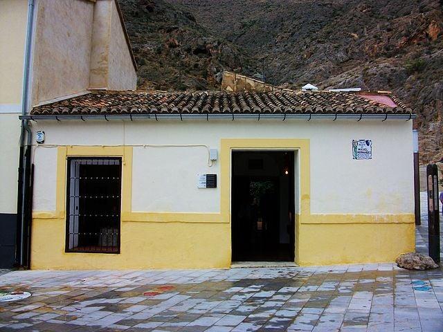 Casa-museo de Miguel Hernández en Orihuela
