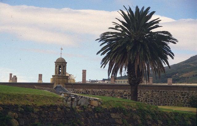Castillo de Buena Esperanza en Ciudad del Cabo