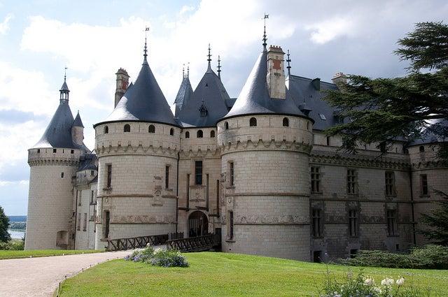 Castillo de Chaumont en el Loira