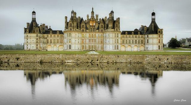Castillos de Europa, Chambord