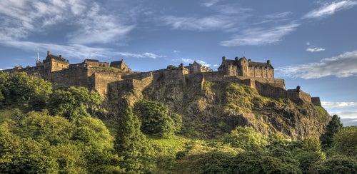 Castillo deEdimburgo