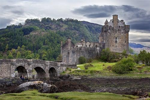 Castillo de Eilan Donan, uno de los lugares que ver en Escocia