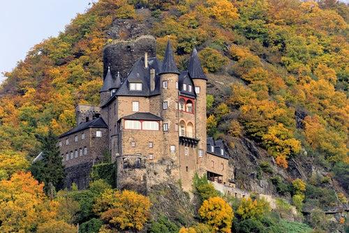 Castillos del Rhin: Katz