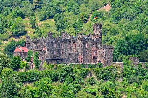 Castillos del Rhin: Reichenstein