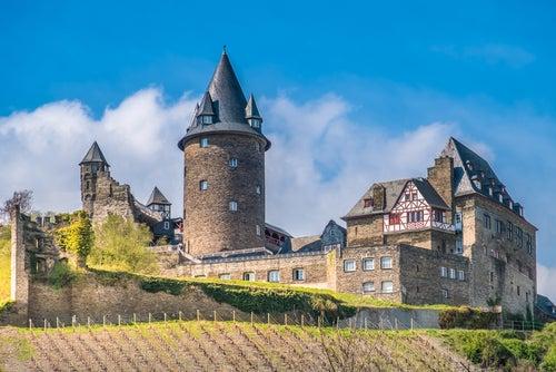Castillos del Rhin: Stahleck