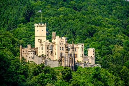 Castillos del Rhin, Stonzenfelds