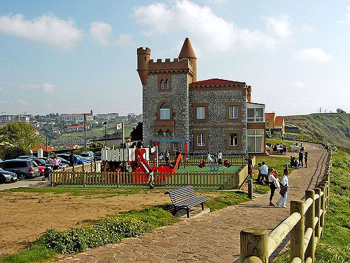 Castillo de Suances
