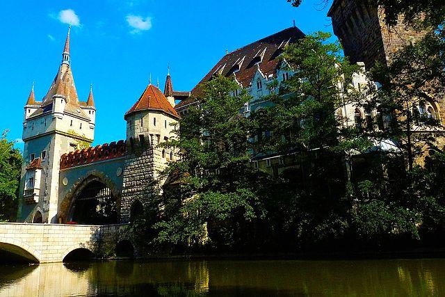 Castillo Vajdahunyad en Budapest