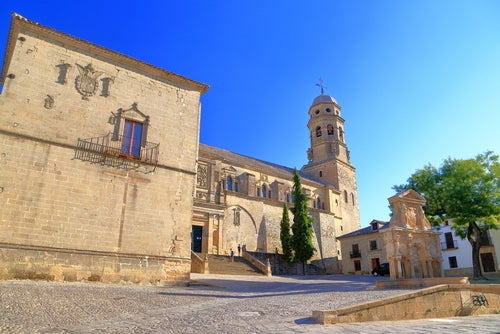 Catedral de Baeza,