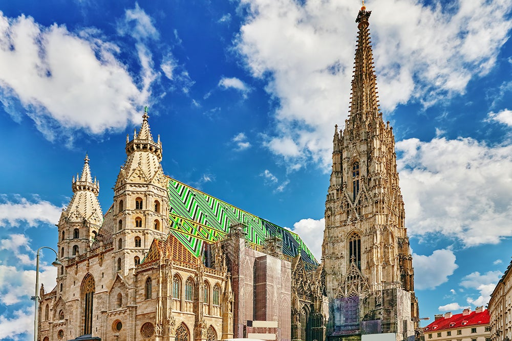 Catedral, una de las cosas que visitar en Viena