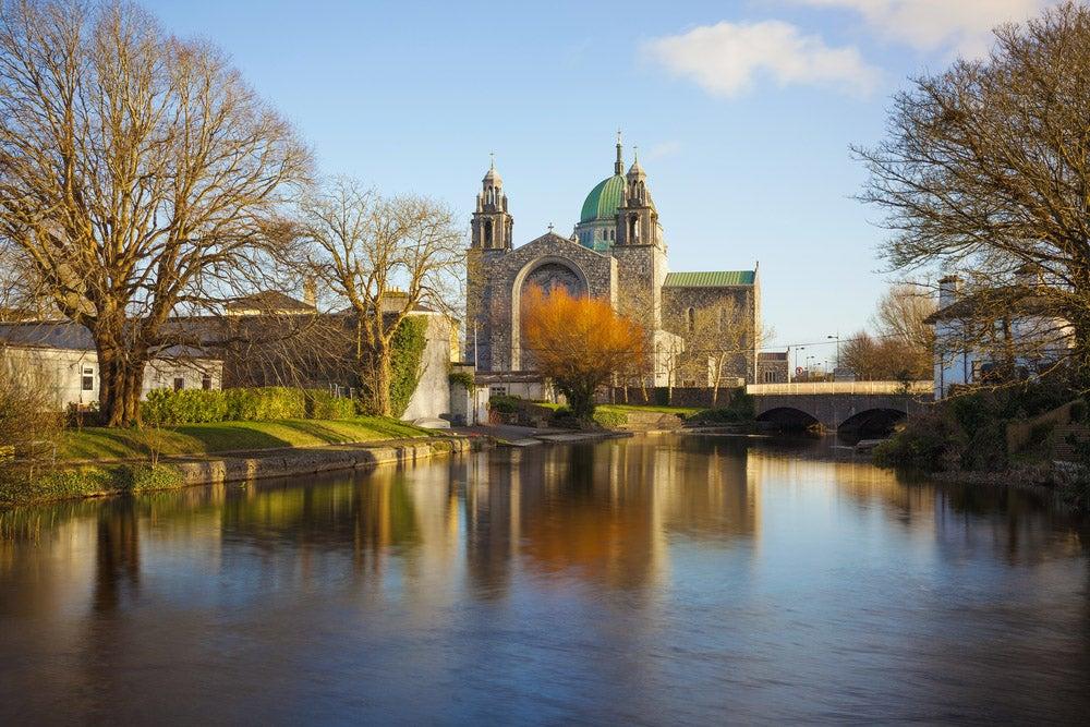 Catedral de Galway en Irlanda