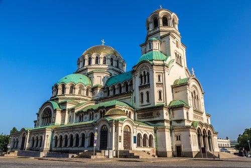 Catedral de Sofía en Bulgaria