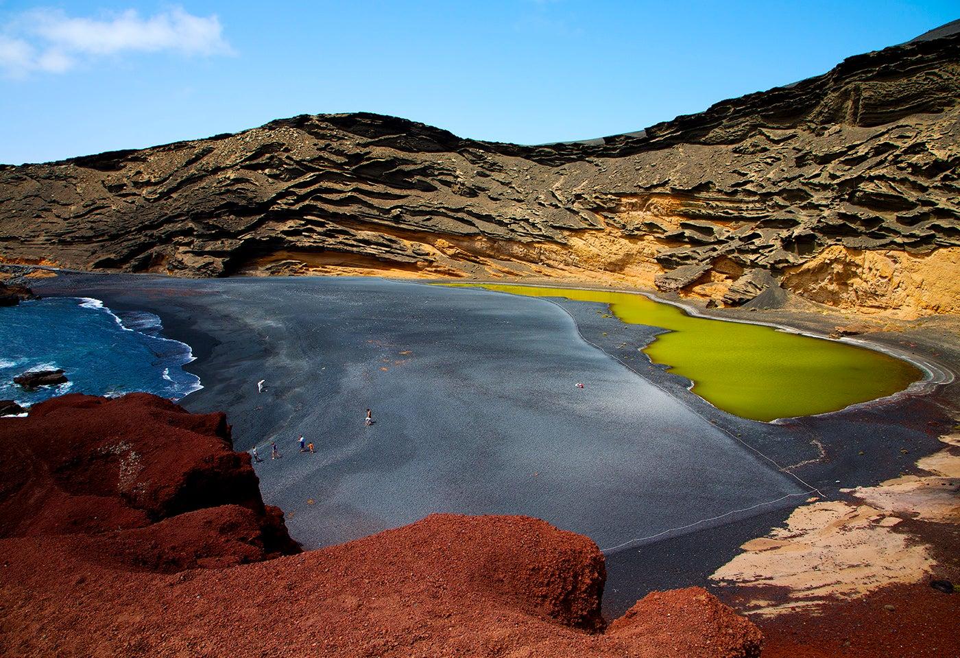 Rincones de las islas Canarias, Charco de los Ciclos