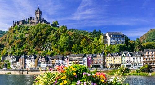 Castillos del Rhin, un recorrido de cuento