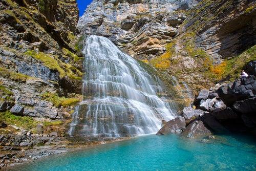 Cola de Caballo, uno de los lugares con más encanto de los Pirineos