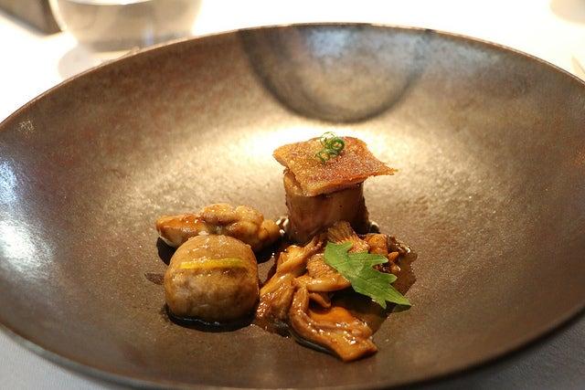 Comer en Barcelona: Abac