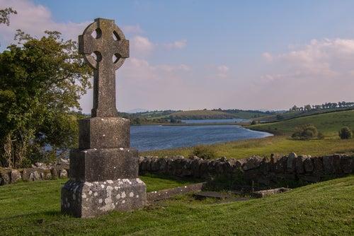 Condado de Cavan en la República de Irlanda