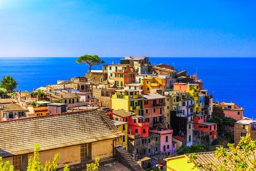 Corniglia en Cinque Terre