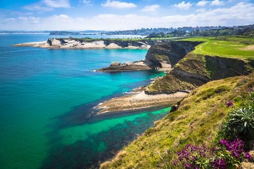Un paseo por la costa de Cantabria: paisajes y arquitectura
