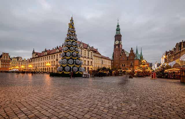 7 destinos baratos europeos en Navidad