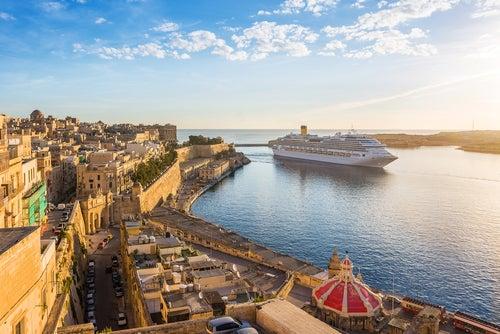 Cruceros por el Mediterráneo: Malta