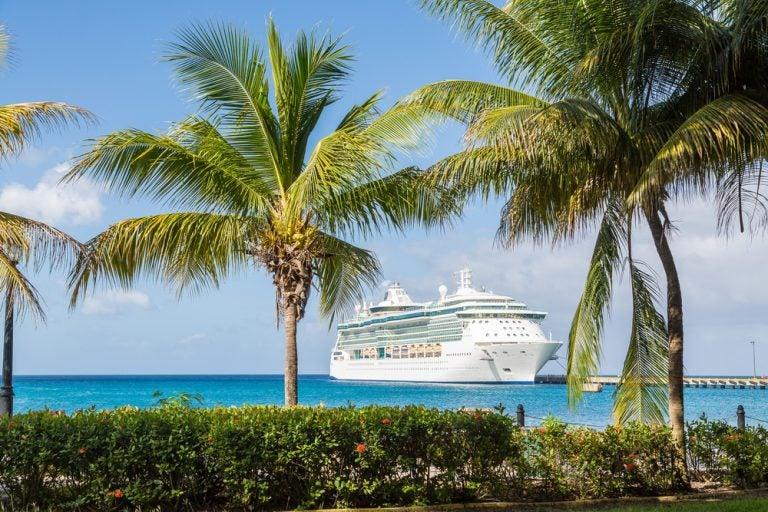 7 cruceros por el Caribe realmente impresionantes
