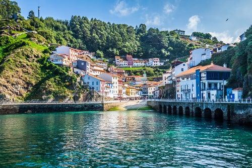 Cucillero, uno de los pueblos de Asturias con encanto