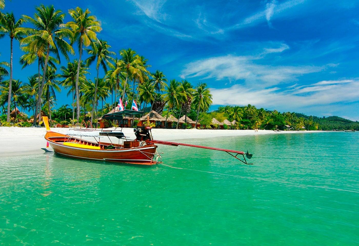 Lánzate a la aventura, organiza tu viaje a Tailandia