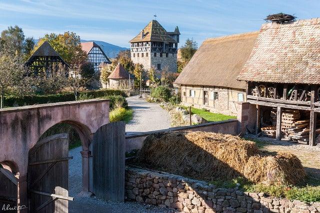 Ecomuseo de Alsacia en Mulhouse