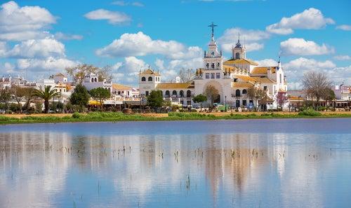 El Rocío, uno de los pueblos de Andalucía con más encanto