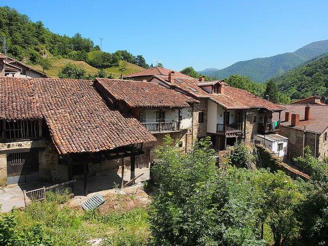 Espinama, uno de los pueblos de los Picos de Europa más bonitos