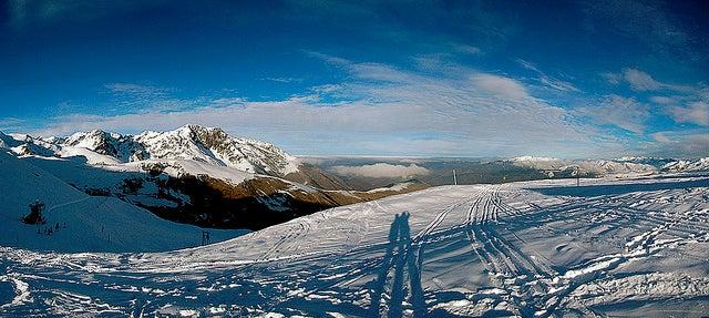 Pistas de esquí en Saint Lary